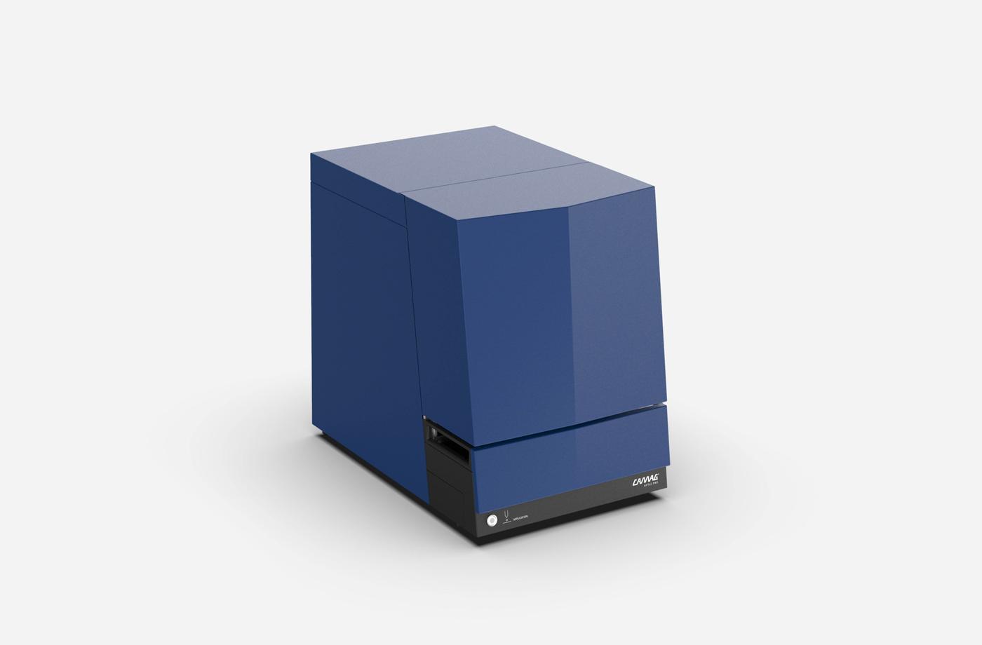 camag hptlc pro module designed by tale.ch