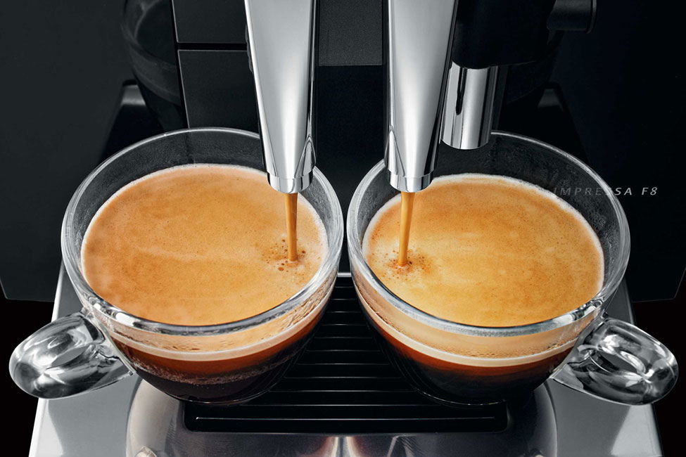 produktdesign einer kaffeemaschine für jura