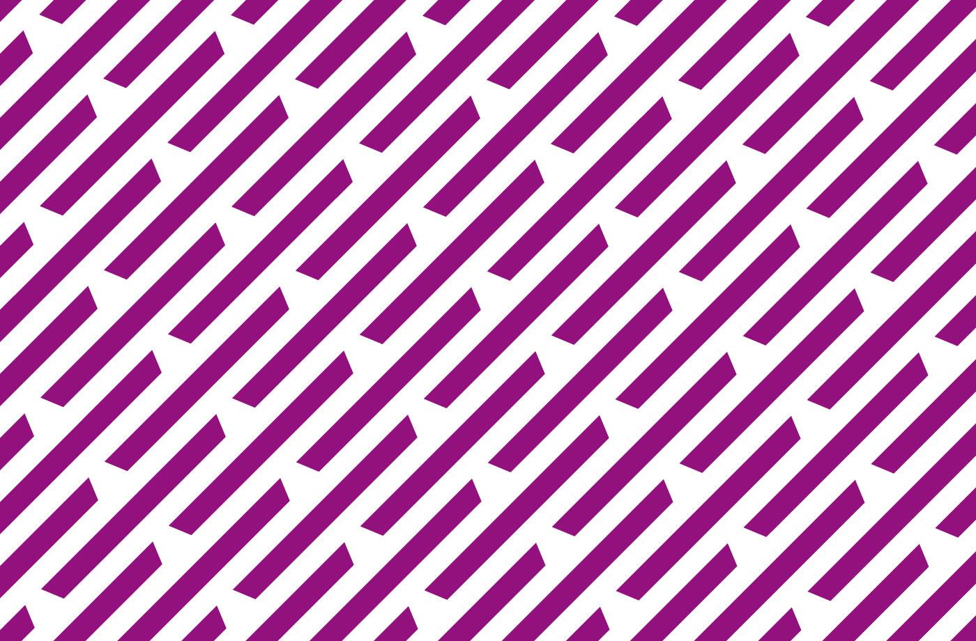design of a brand pattern