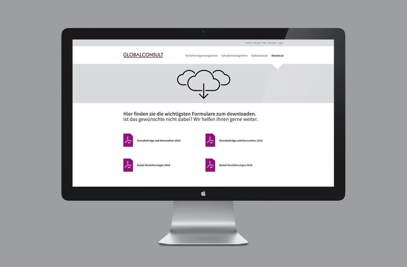 gestaltung einer website für ein kmu