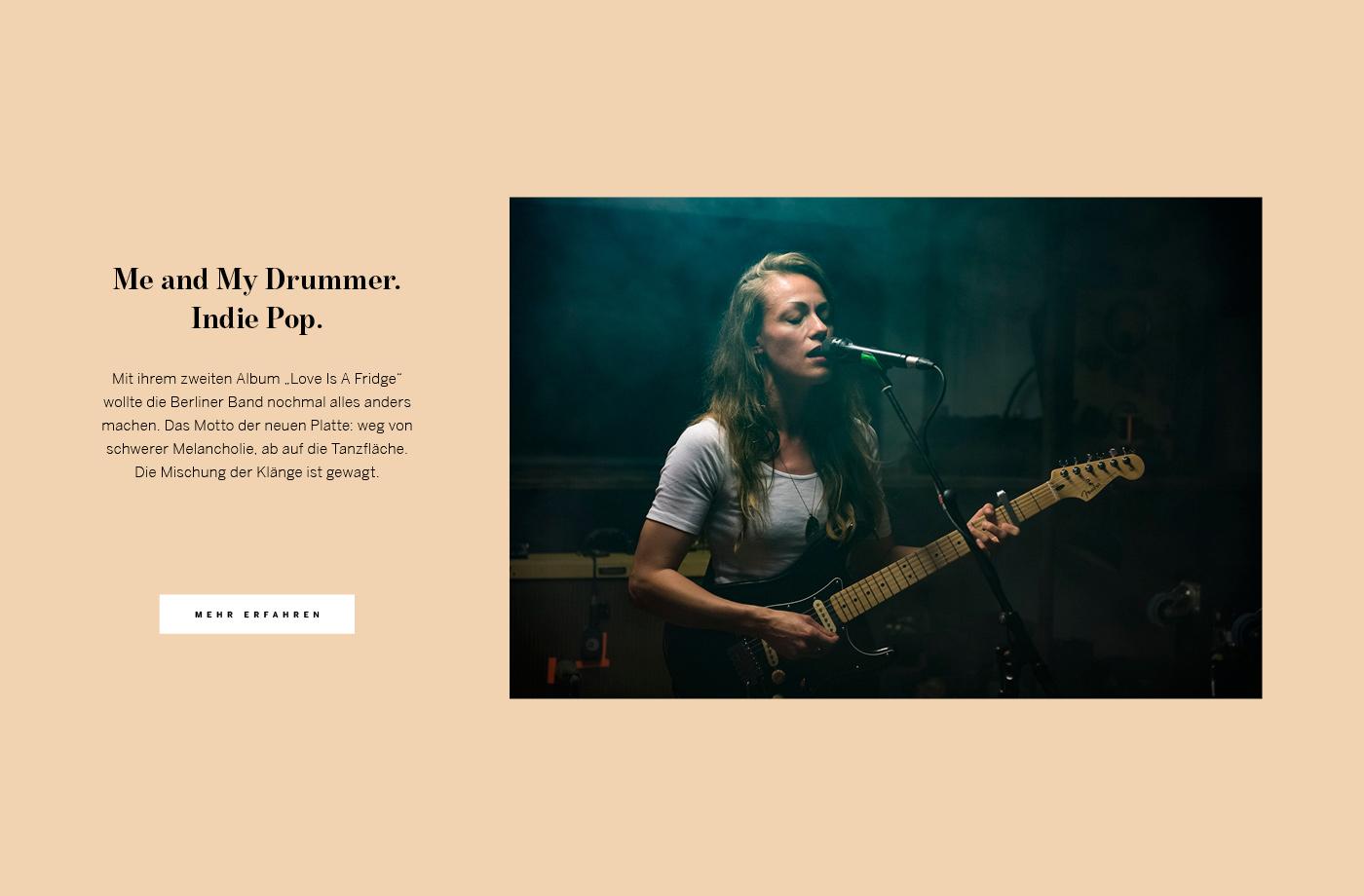 Loewe brand design website