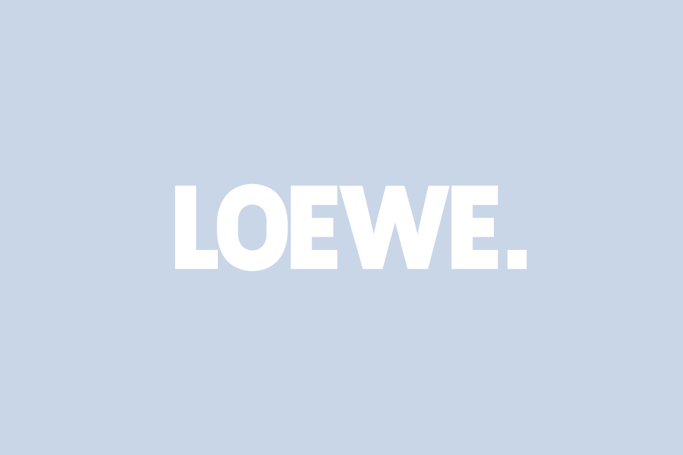 loewe tv brand redesign by tale designstudio