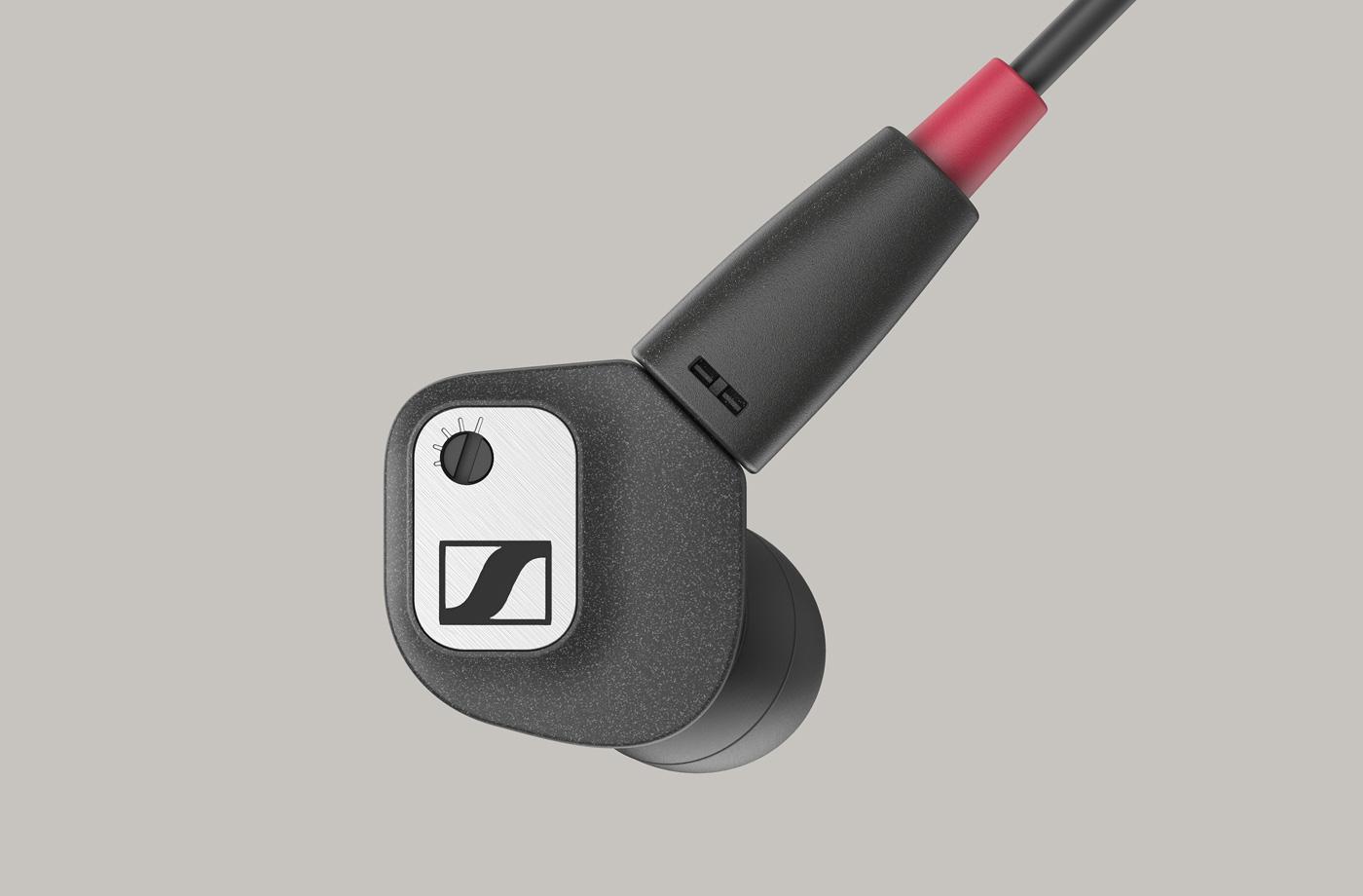 sennheiser headphones by tale designstudio