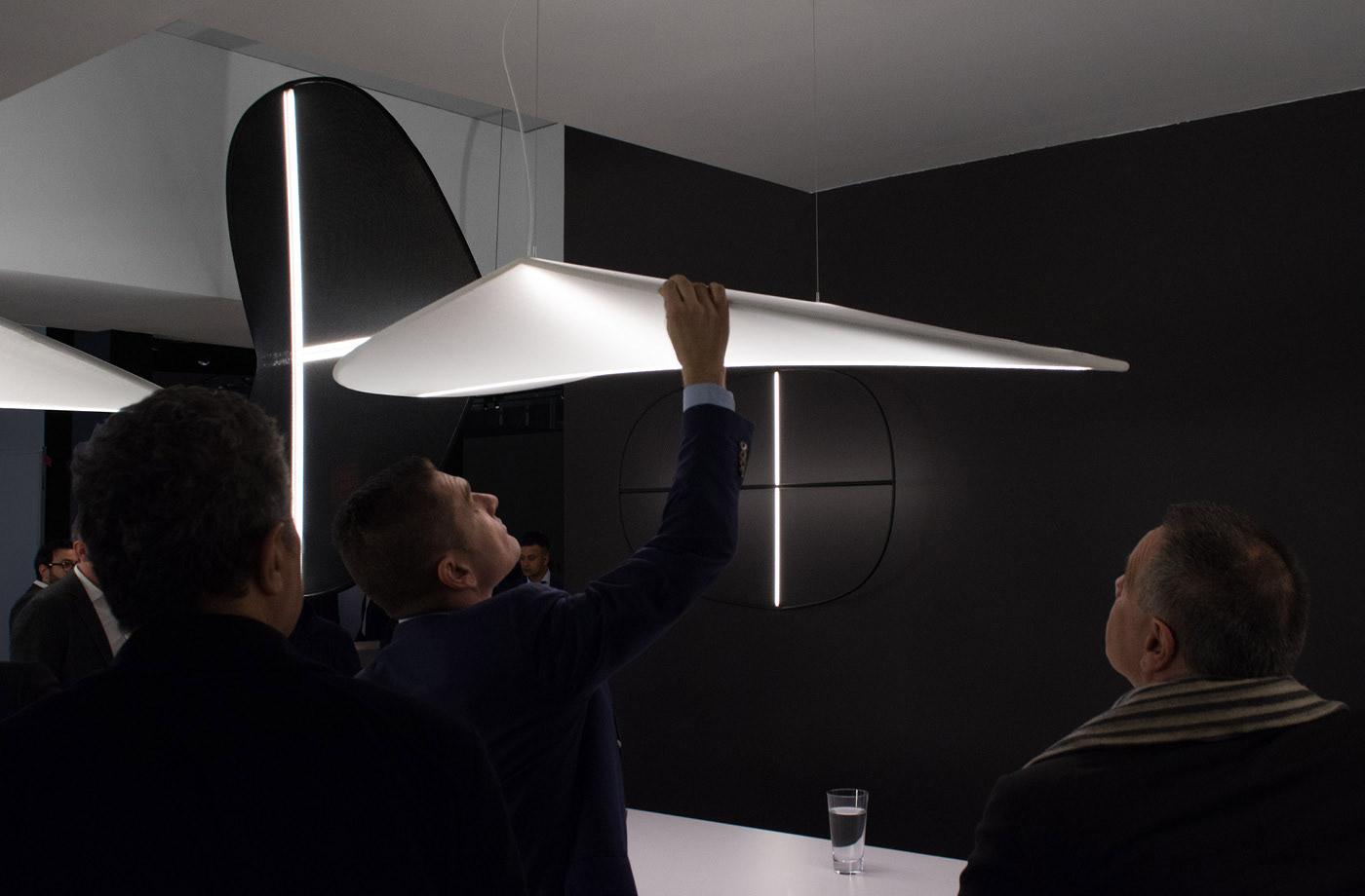 leuchten design von tale design aus basel