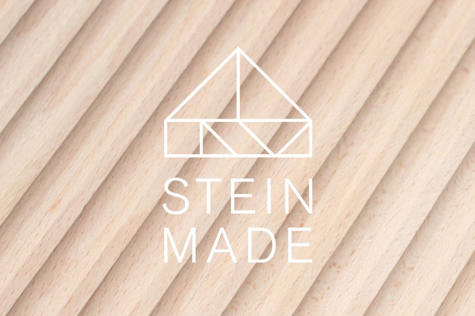 Stein Made Produktdesign von Tale Designstudio Basel
