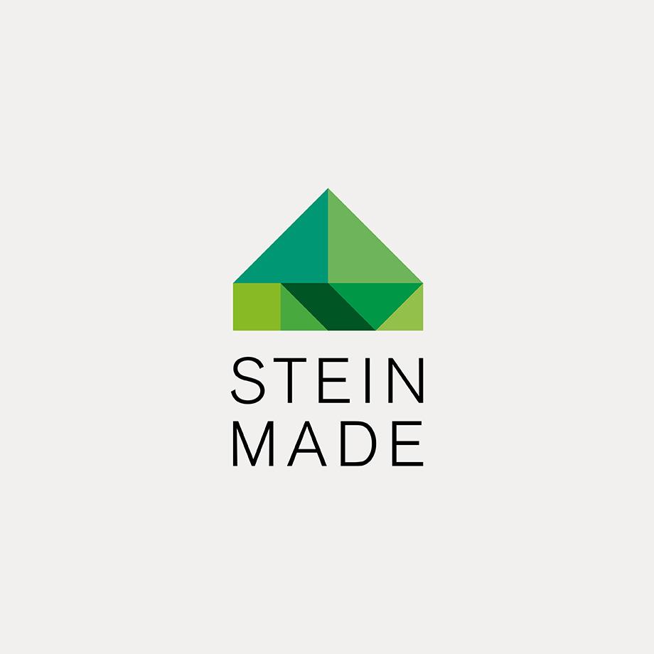 stein made logodesign für die stiftung mbf