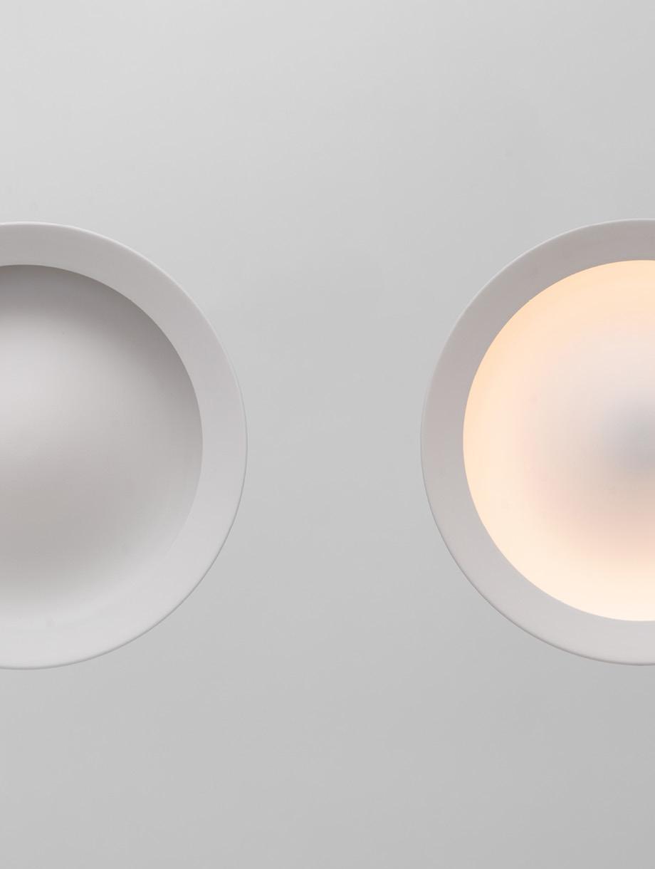 non visible lightsource lighting design