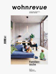 tale designstudio in wohnrevue design magazine