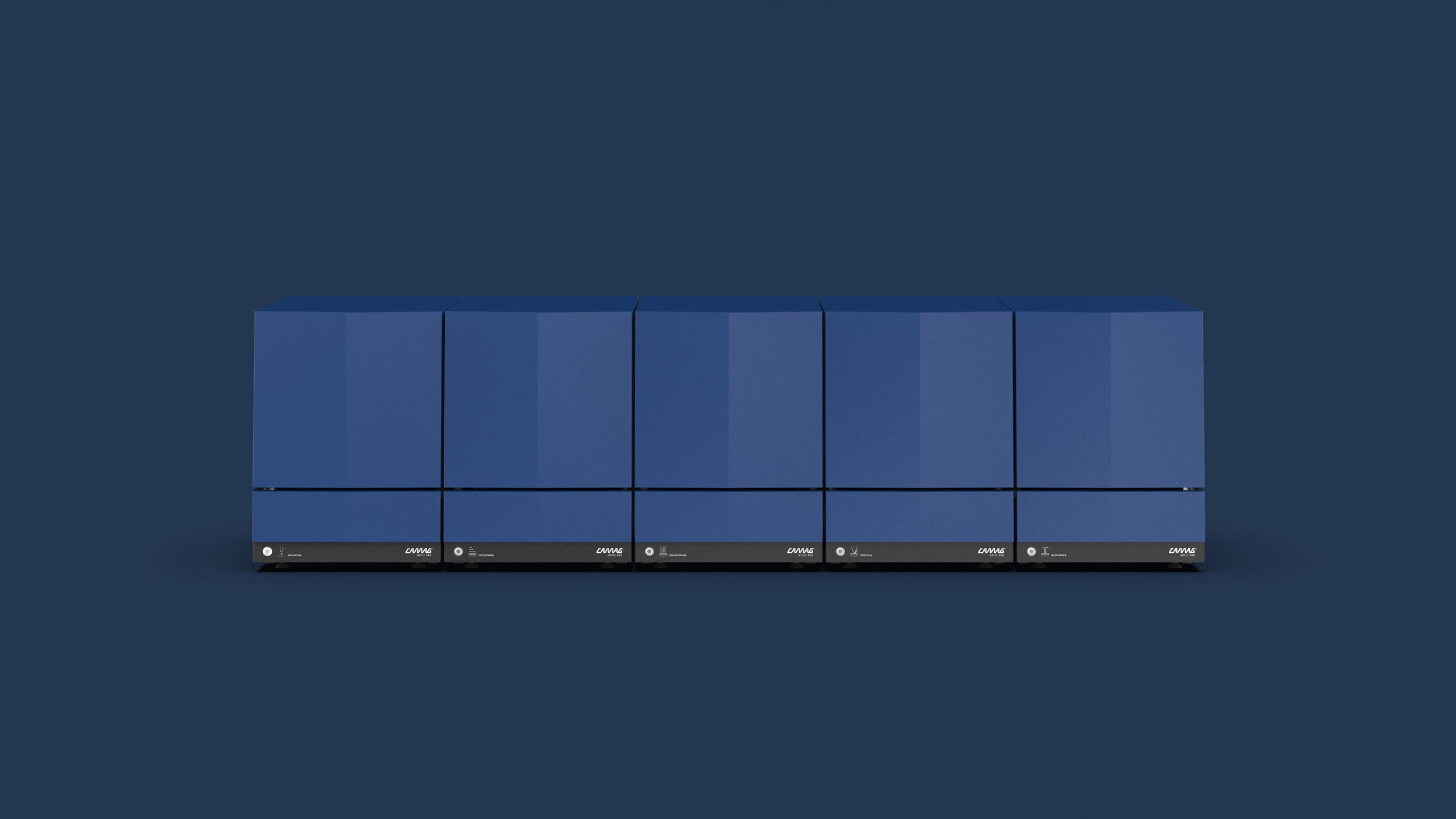 design eines laborgerätes