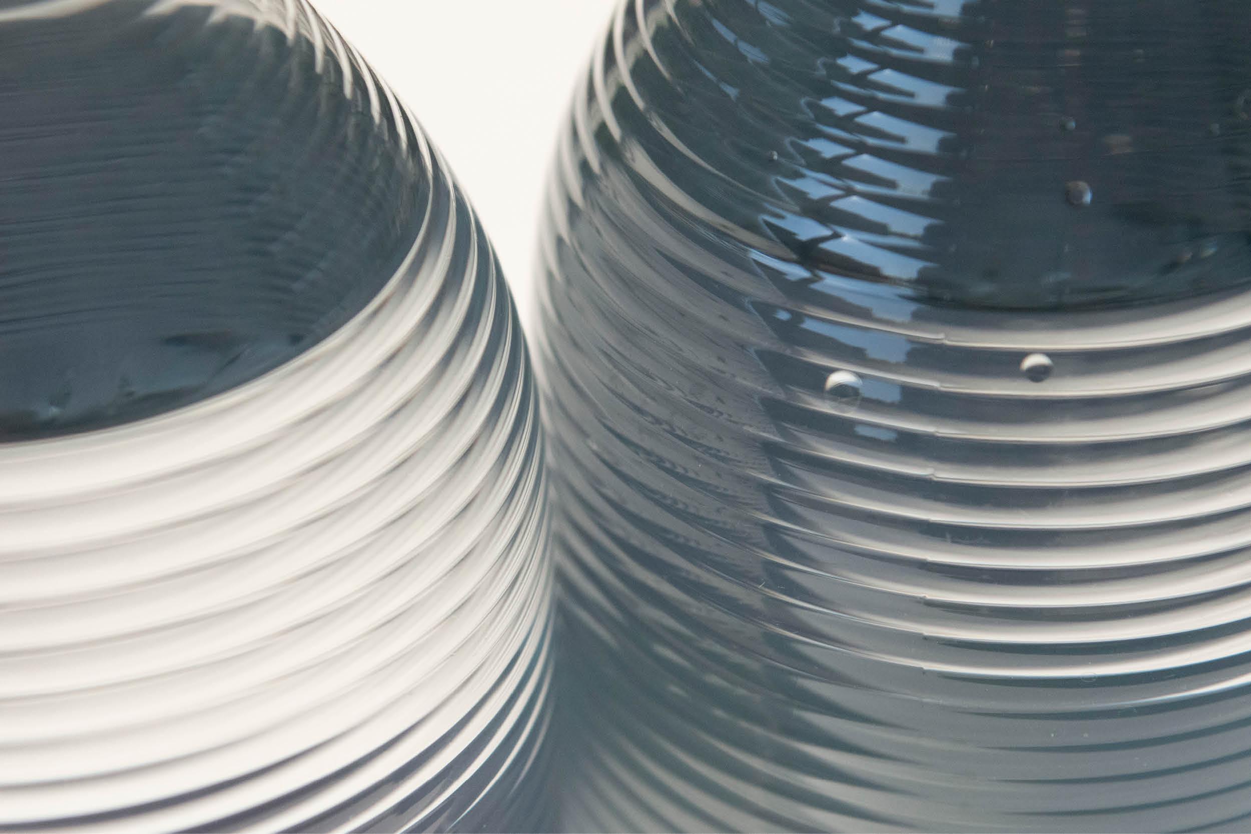 industriedesign für eine wasserflasche